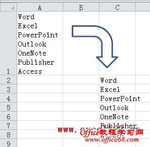 如何将excel同一单元格内的多行文本拆分到多个工作表行1