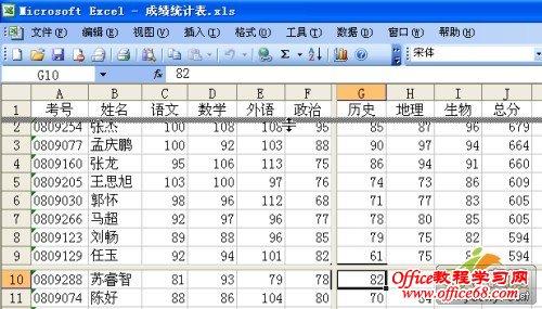 Excel表格的基本公式教程大全 免费下载1