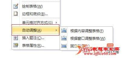 cdr做表格视频教程_使用Word插入、制作表格的方法图文视频教程_Office教程学网