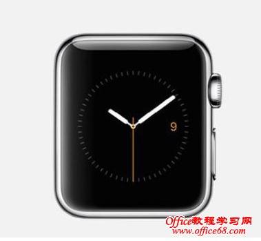 apple watch简单的表盘