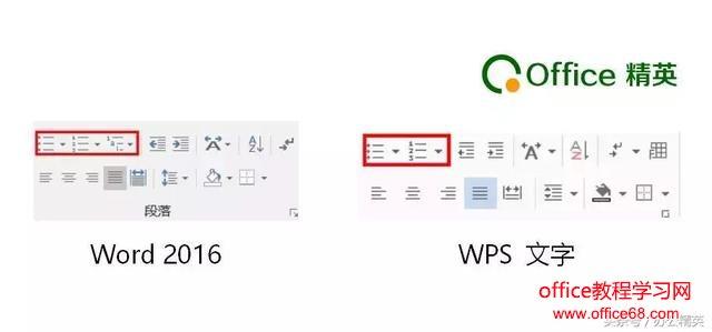 """课程丨WPS 文字""""项目符号""""与""""编号""""实用技巧解析"""