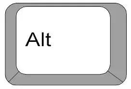 【Alt]键