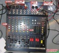 如何使用调音台 调音台使用图解